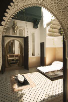 suite 9 in Marrakech riad farnatchi