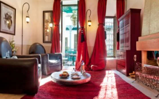 Marrakech riad suite